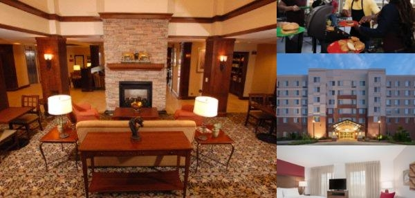 Staybridge Suites Denver Airport Dia photo collage