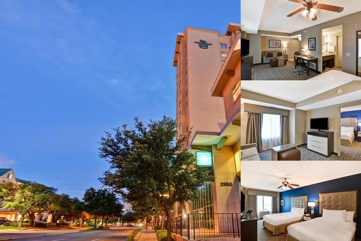Homewood Suites Houston by The Galleria photo collage