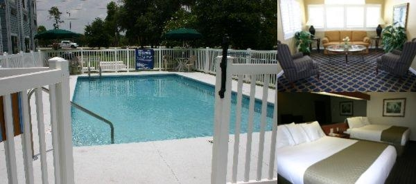 Microtel Inn & Suites by Wyndham Leesburg / Mt. Do photo collage