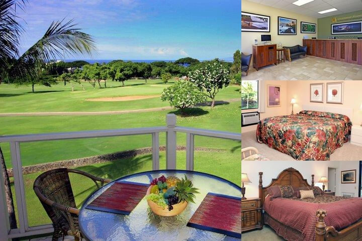 Wailea Grand Champions a Destination Residence photo collage