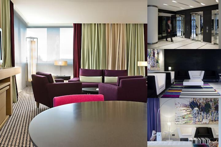 Sofitel Luxembourg Le Grand Ducal photo collage