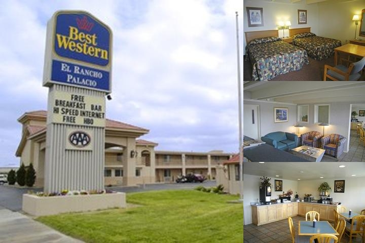 Best Western El Rancho Palacio photo collage