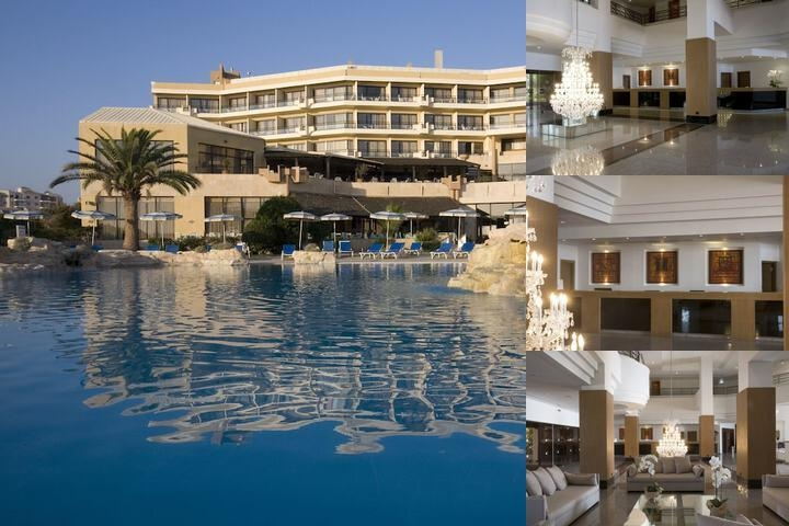 Venus Beach Hotel photo collage