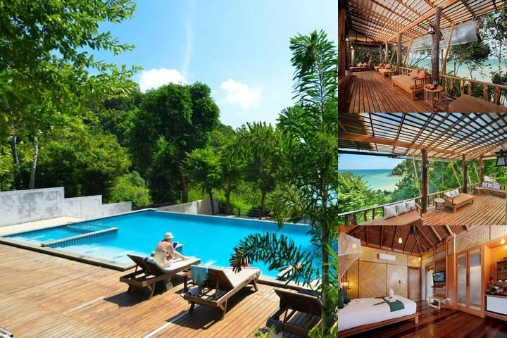 Railay Great View Resort & Spa photo collage