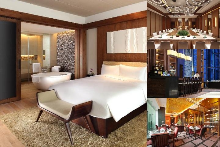Intercontinental One Thousand Island Lake Resort photo collage