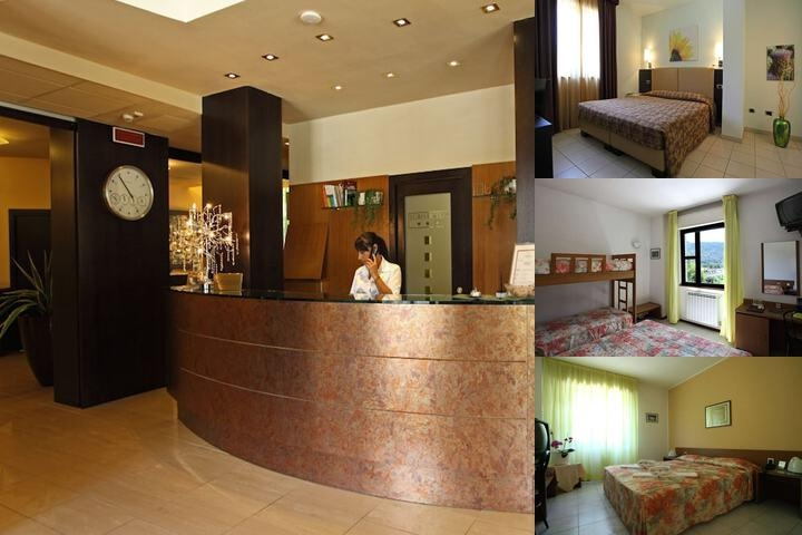 Euro Hotel photo collage