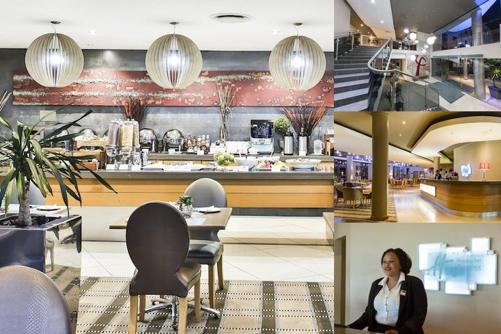 Holiday Inn Express Sandton Woodmead photo collage