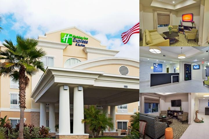 Holiday Inn Express Hotel & Suites New Tampa photo collage