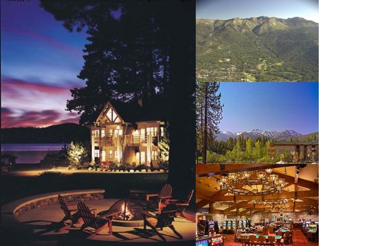Hyatt Lake Tahoe photo collage