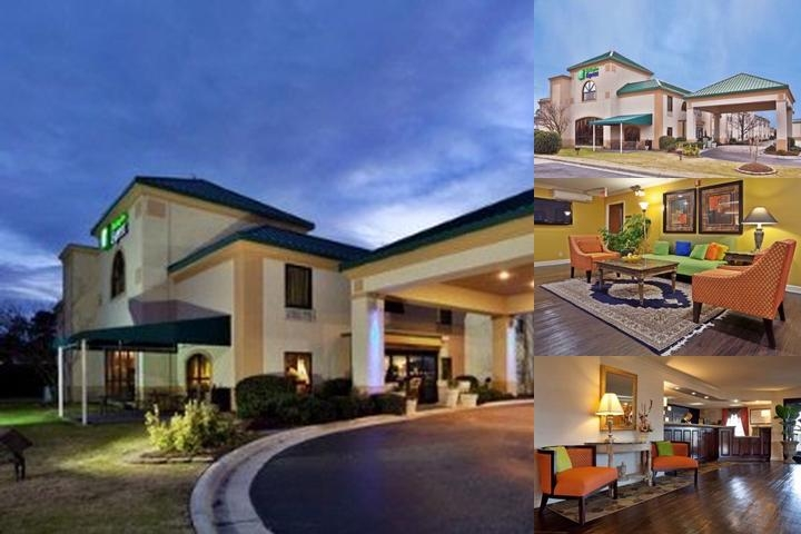 Holiday Inn Express Fayetteville Nw Spring Lake photo collage