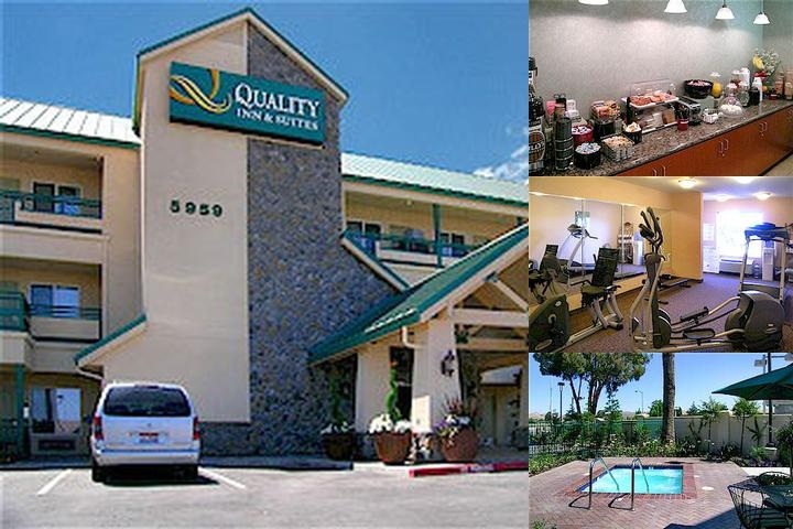 Quality Inn & Suites Livermore photo collage