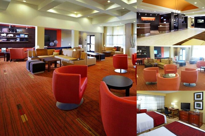 Courtyard by Marriott Altoona photo collage
