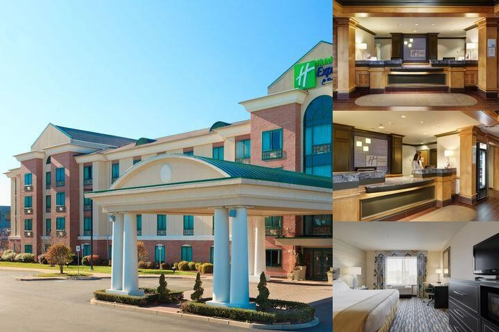 Holiday Inn Express Hotel & Suites Warwick Providence photo collage