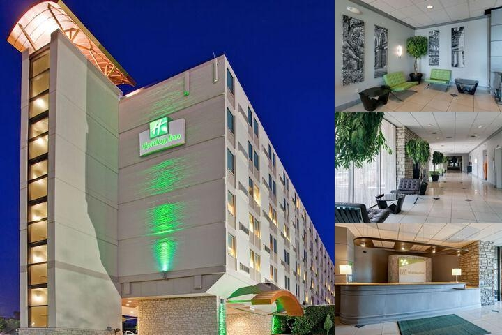 Holiday Inn at the Campus photo collage