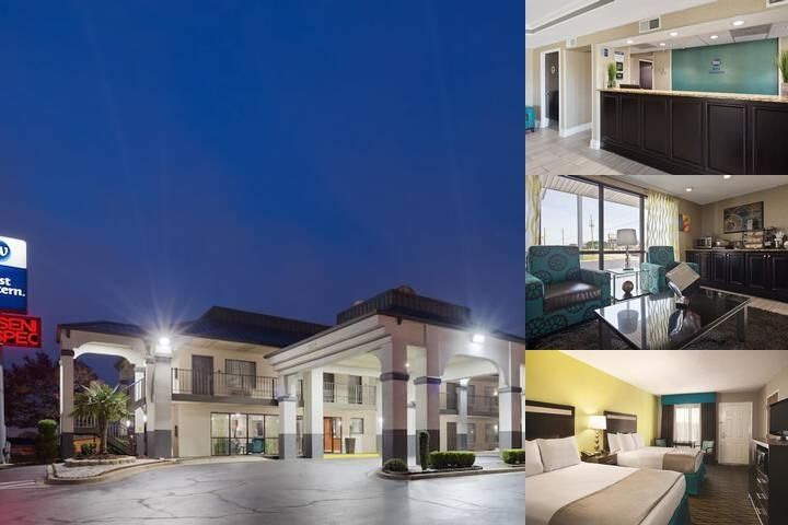 Best Western Florence photo collage