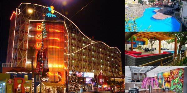 Festival Plaza Hotel & Entertainment Resort photo collage