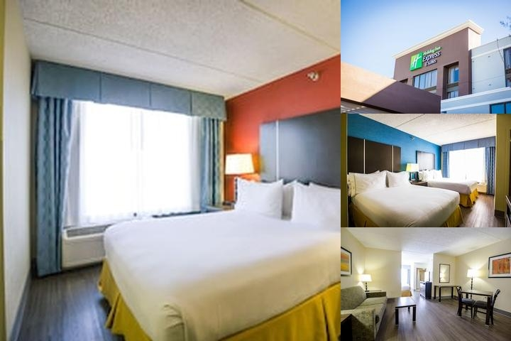 Holiday Inn Express Austin Airport photo collage