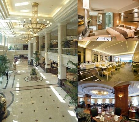 Regal International East Asia Hotel photo collage