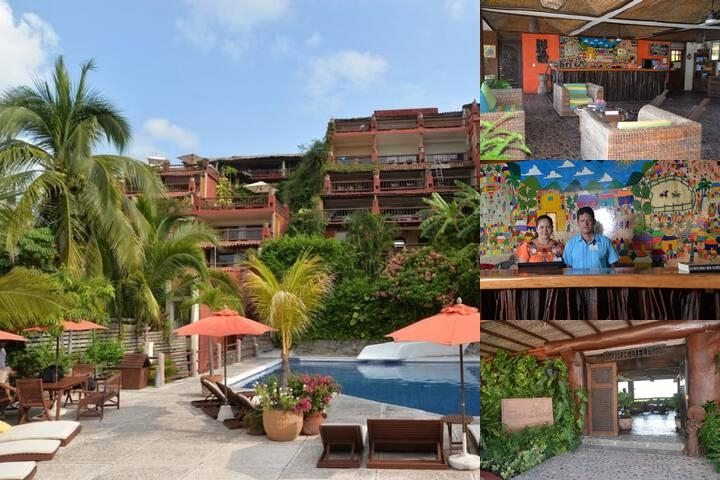 Hotel Aura Del Mar photo collage