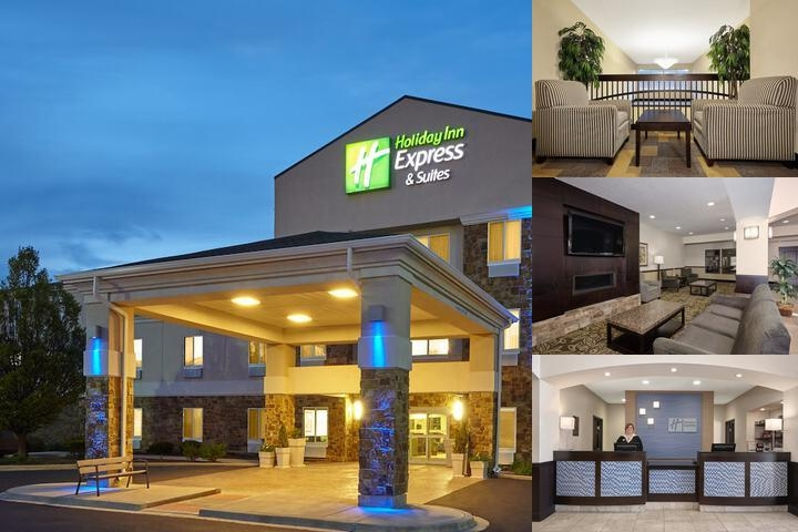 Holiday Inn Express Pekin photo collage