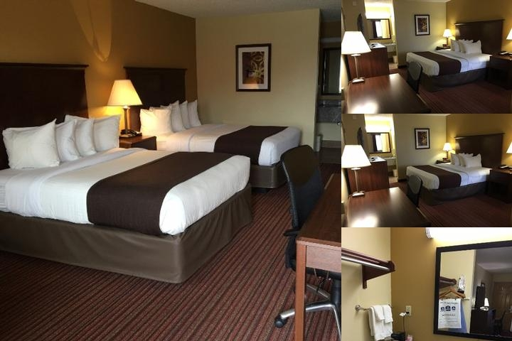 Best Western Athens Inn photo collage