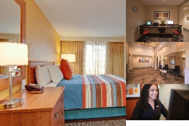 Hyatt House photo collage