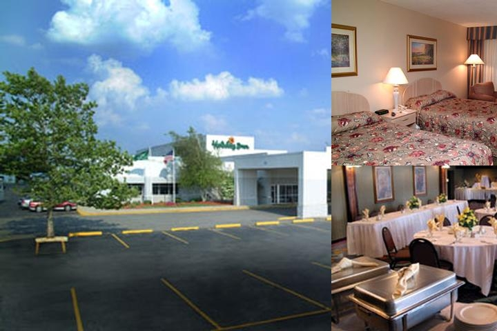 Holiday Inn Anderson photo collage