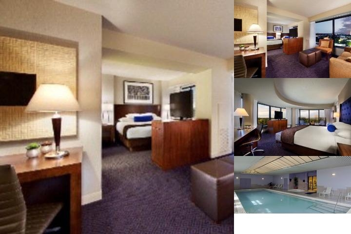 Hyatt Lisle photo collage