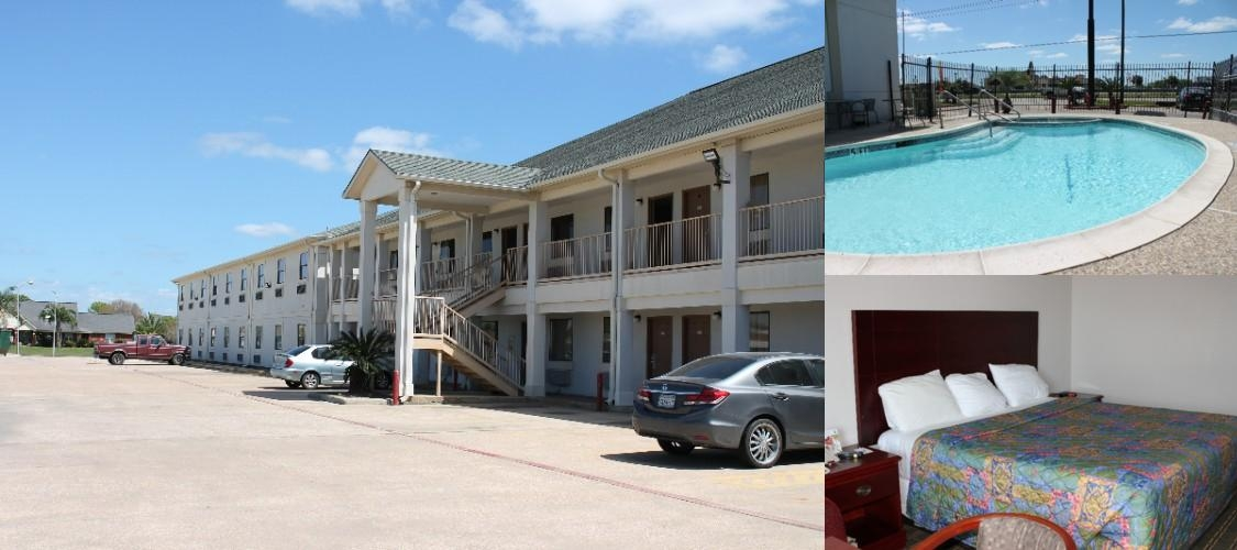 Quality Inn Bastrop photo collage