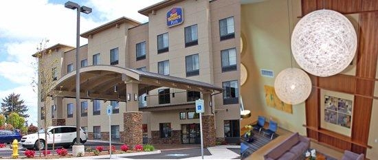 Best Western Plus Lacey Inn & Suites photo collage
