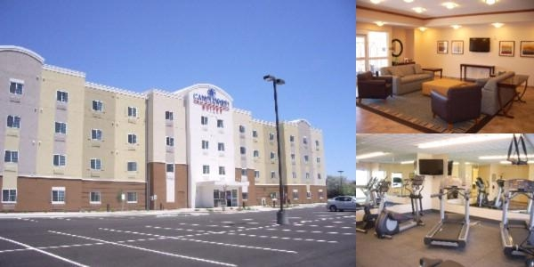 Candlewood Suites Grand Junction photo collage