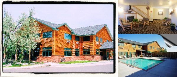 The Inn at Lander   photo collage