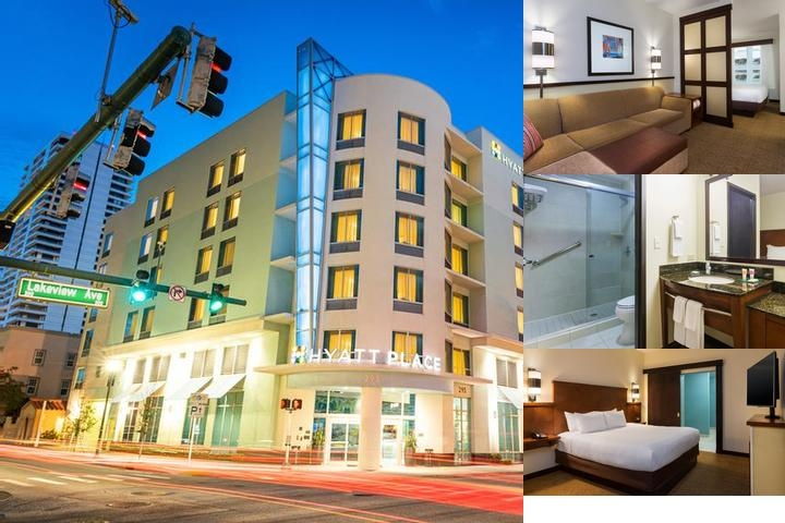 Hyatt Place West Palm Beach / Downtown photo collage