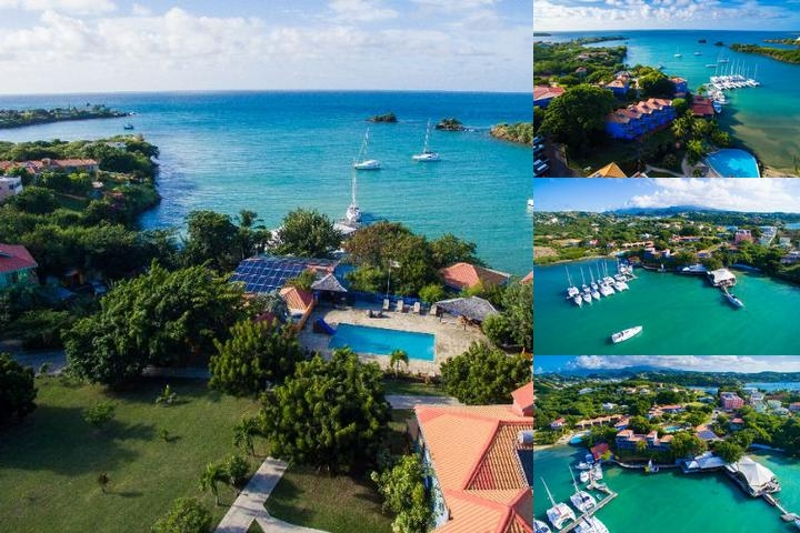 True Blue Bay Resort photo collage