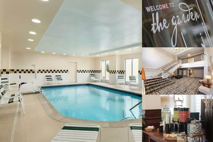 Hilton Garden Inn Shelton photo collage