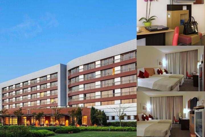 Novotel Trabzon photo collage
