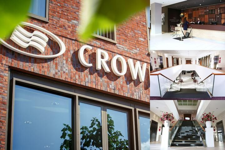 Crowne Plaza Amsterdam South photo collage