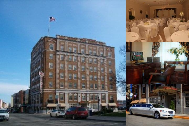 Hotel Bothwell photo collage