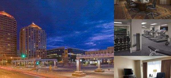 Hyatt Regency Albuquerque photo collage