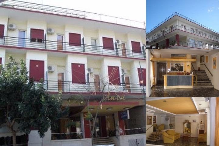 Akti Hotel photo collage