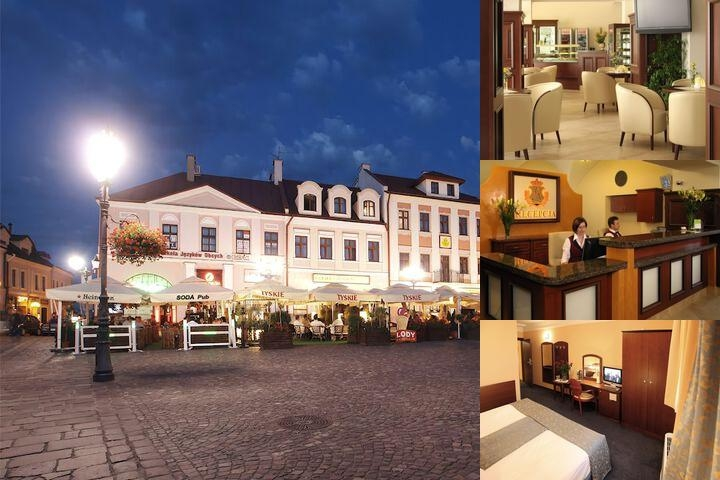 Hotel Ambasadorski photo collage