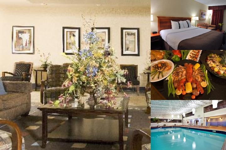 Holiday Inn Lafayette photo collage