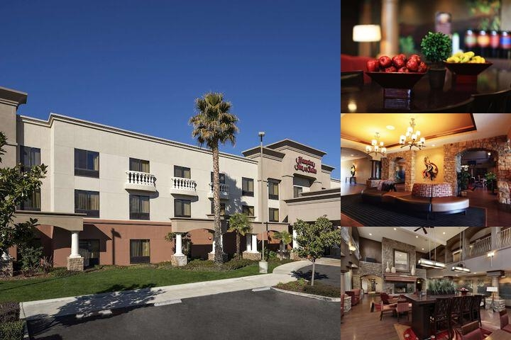 Hampton Inn & Suites Paso Robles photo collage