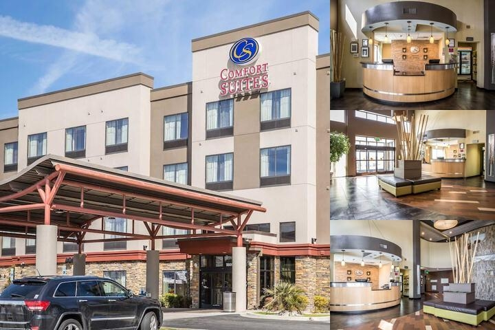 Comfort Suites of New Bern photo collage