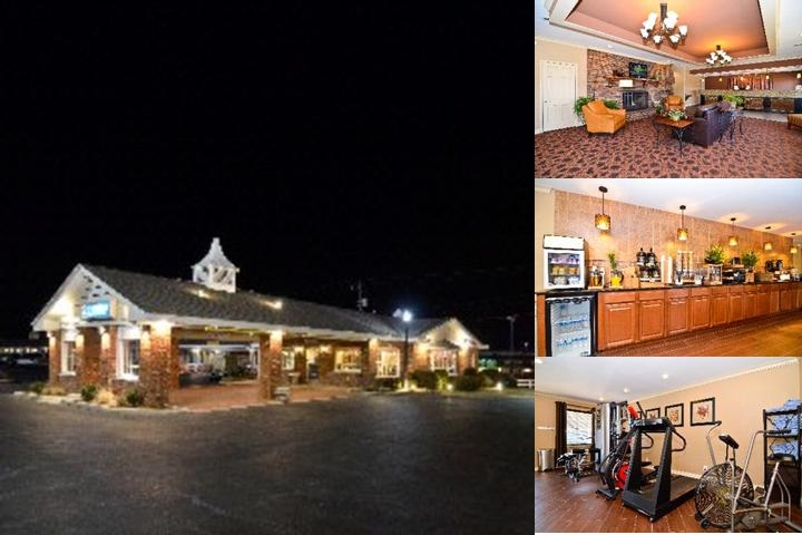 Best Western Plus Coach House Inn photo collage