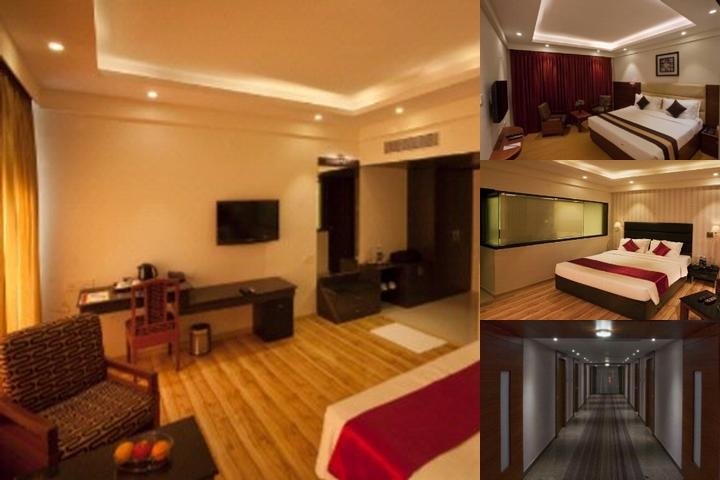 Royal Regency Hotel photo collage