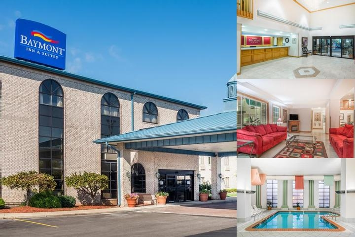 Baymont Inn & Suites Indianapolis Airport photo collage
