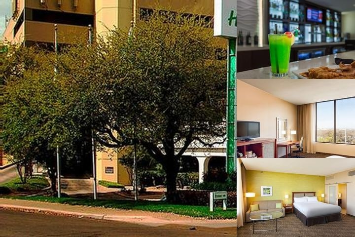 Holiday Inn Lady Bird Lake photo collage