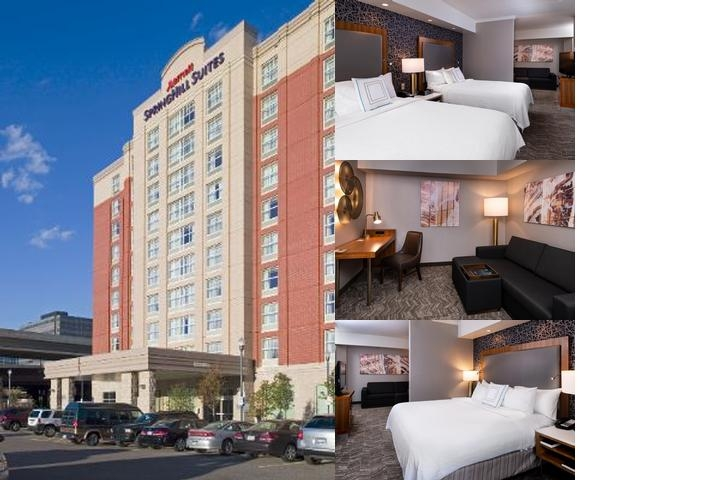 Springhill Suites Pittsburgh North Shore photo collage
