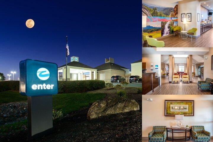 Comfort Inn Harrisonburg photo collage